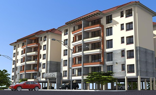 300 Apartments Mombasa Road